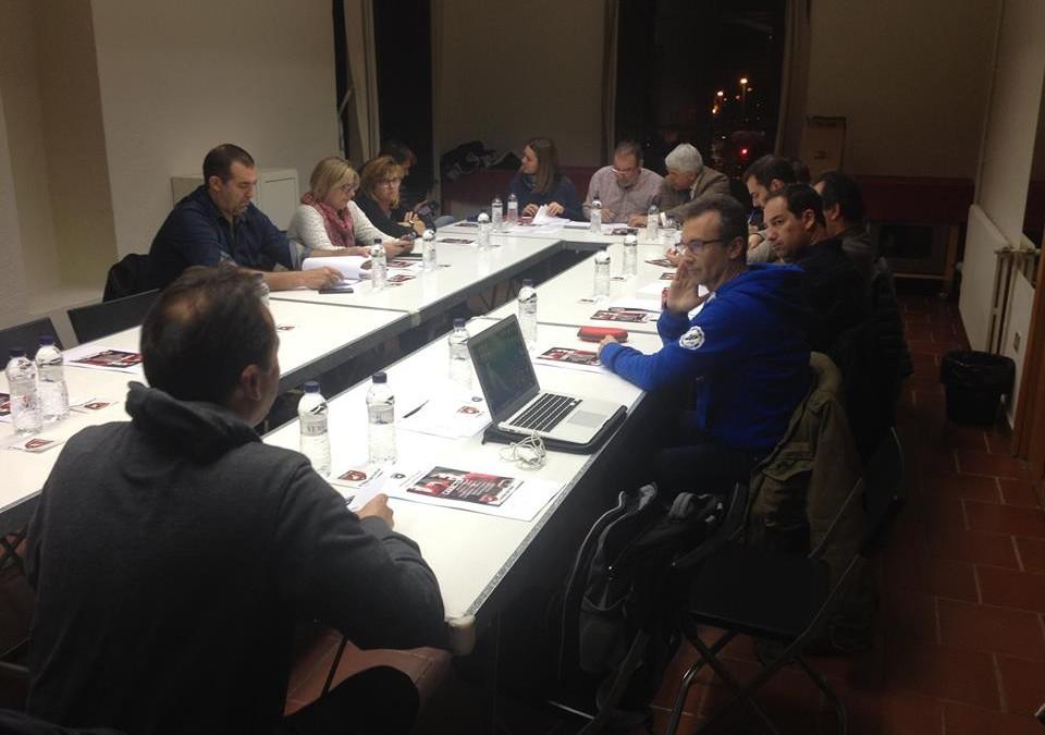 Celebrada la primera reunió del Consell Assessor del centenari