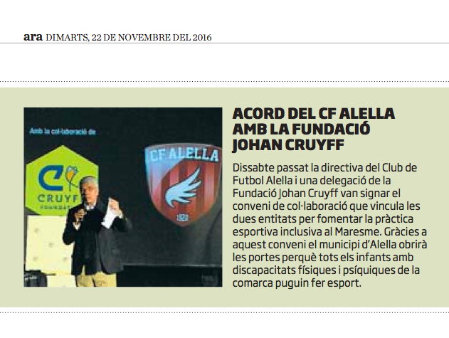 noticia-diari-ara-projecte-fundacio-cruyff
