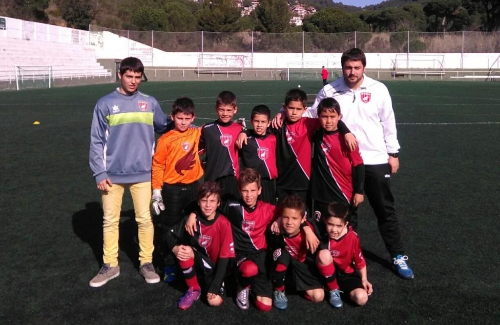 """Alejandro Ferrer (Benjamí 'C'): """"Juguem més junts"""""""