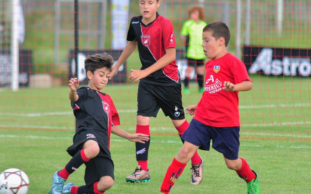 Gran cap de setmana de futbol a Tossa de Mar
