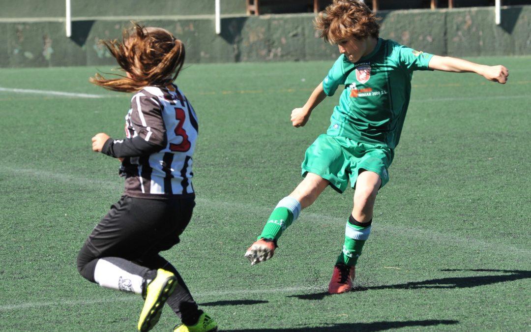 El Benjamí 'A' s'avança als rivals i es posa primer (2-1)