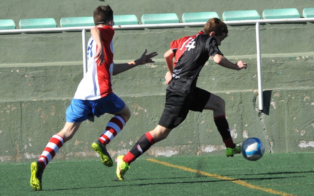 Jornada de duels directes pel CF Alella
