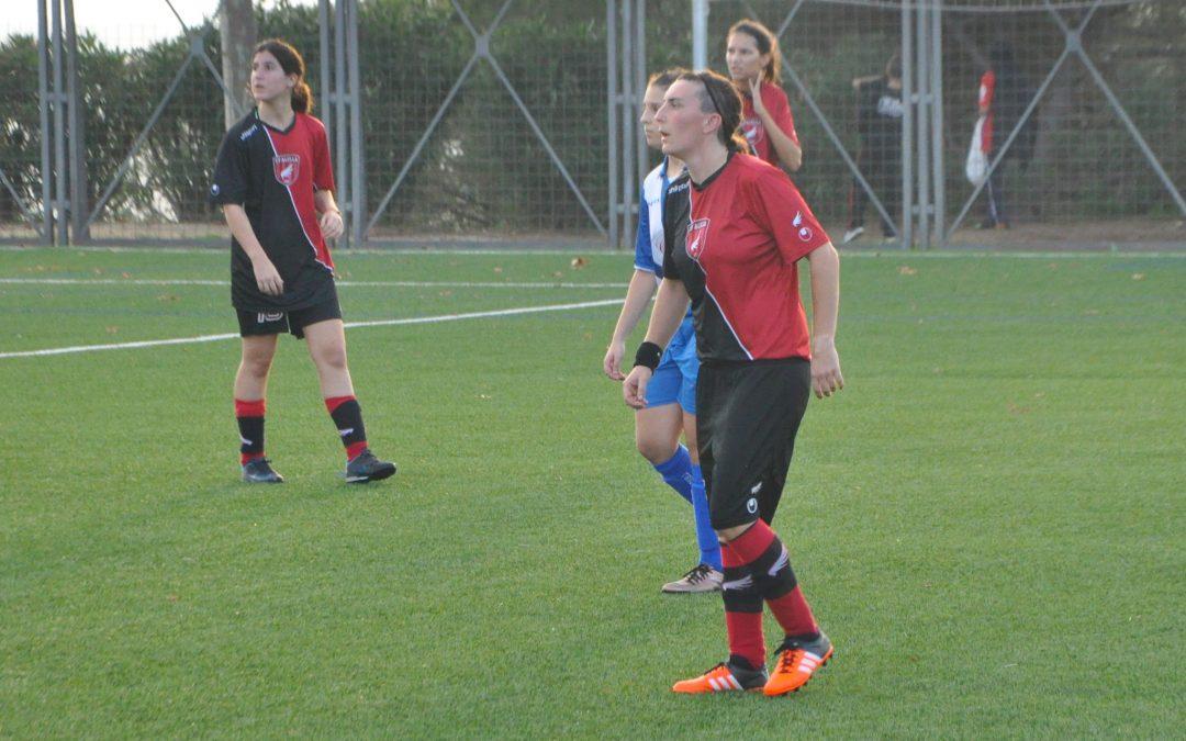El Femení desplega el seu millor futbol (0-6)