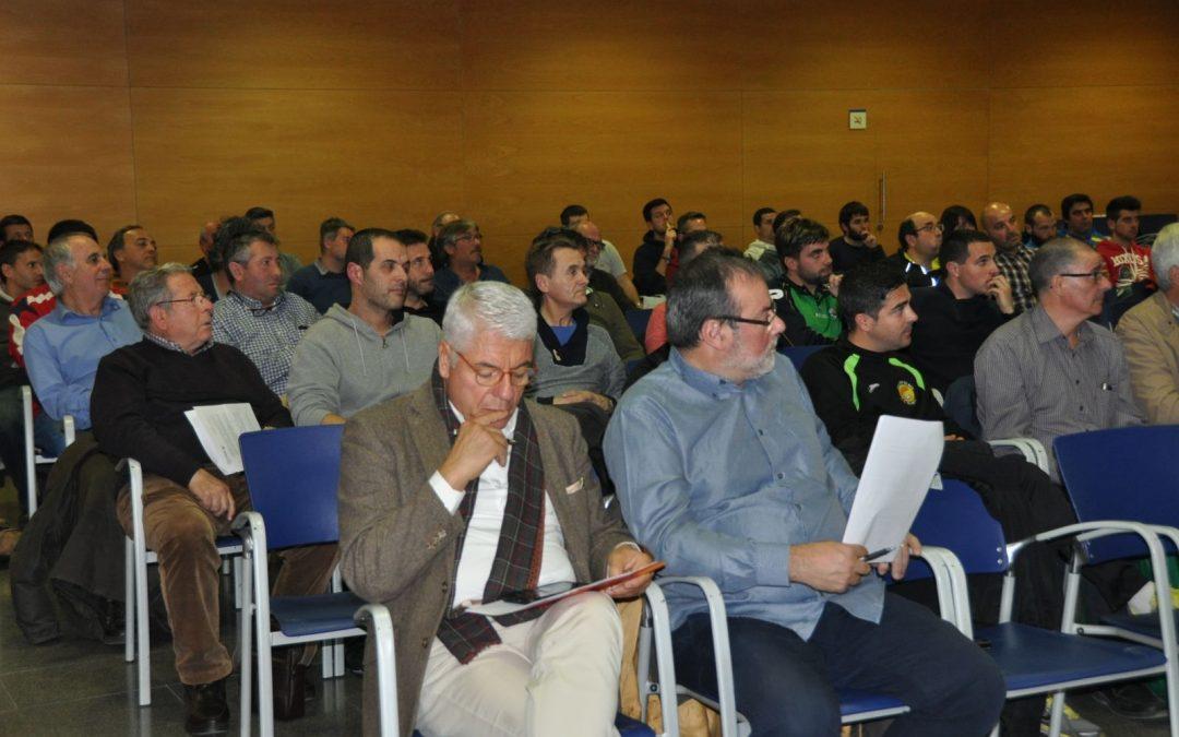 Participem en la reunió de la Federació Catalana amb els clubs del Maresme