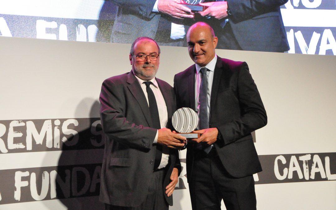 El CF Alella, premiat per la Fundació Privada Catalana de Futbol