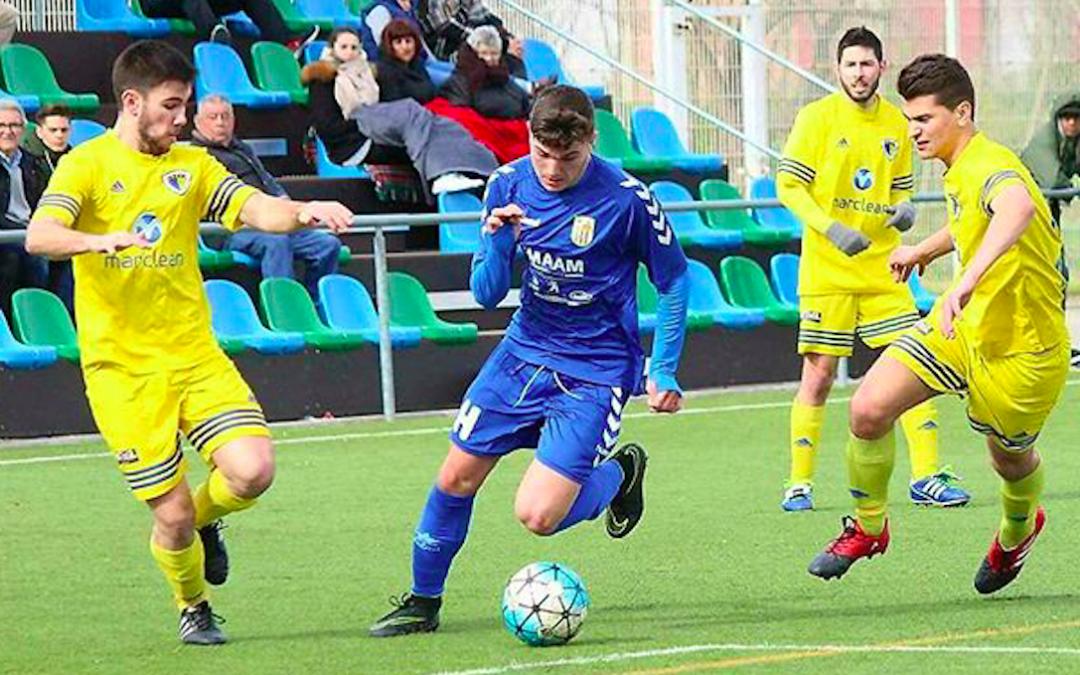 Ascens a Primera de Toni Larrosa, tècnic del club, amb la Unificació Bellvitge