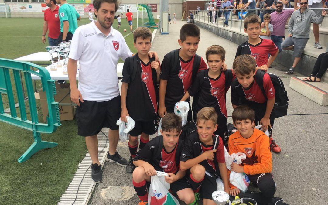 Subcampionat a Sant Fost i gran experiència al MIC d'Andorra