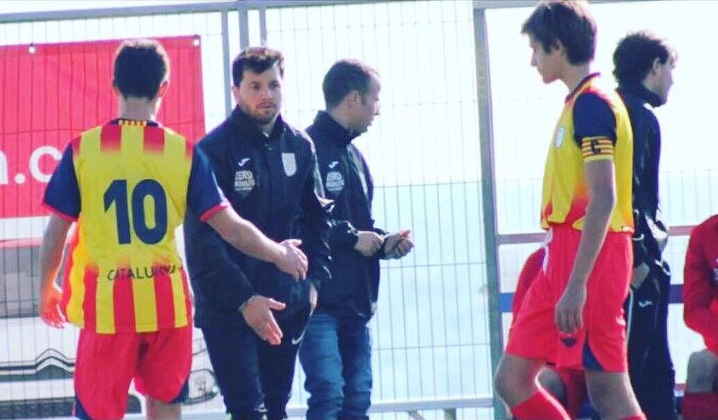 A l'Alella tenim un seleccionador: Cristian Rodríguez