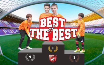 Best of the best: el podi de la porteria al CF Alella