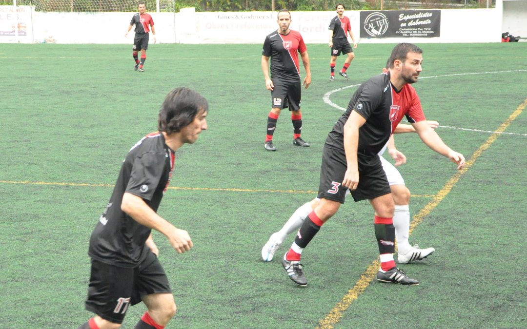 Disfressa de Dream Team: maneta dels Veterans (5-1)
