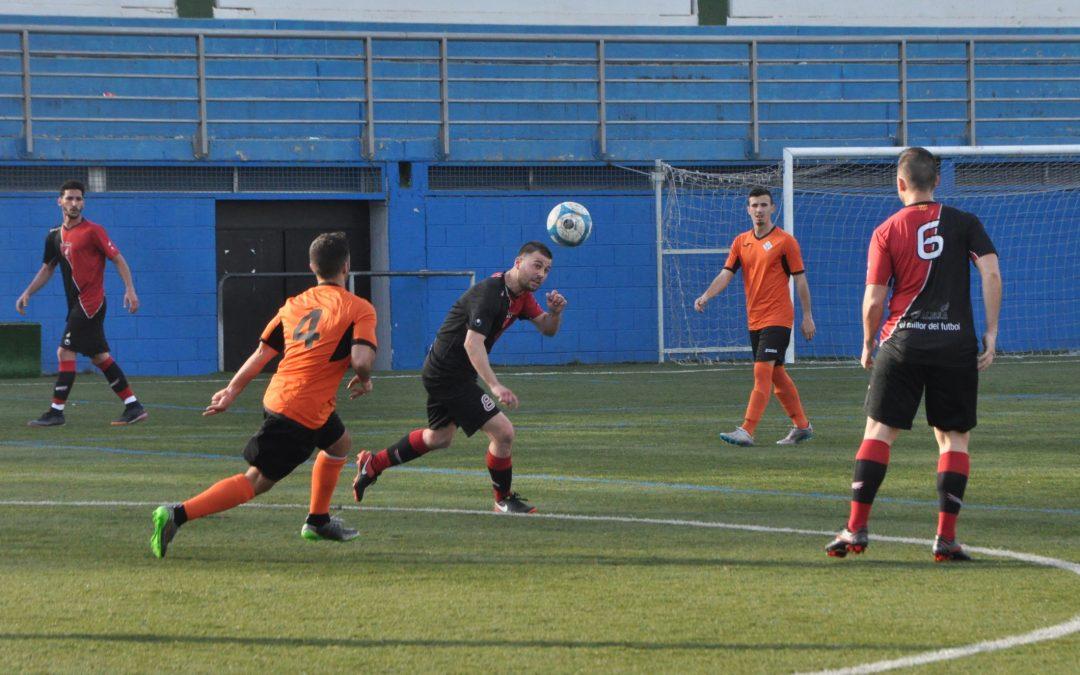 L'Aleví 'C' guanya la final de líders i el Primer Equip fa deu gols