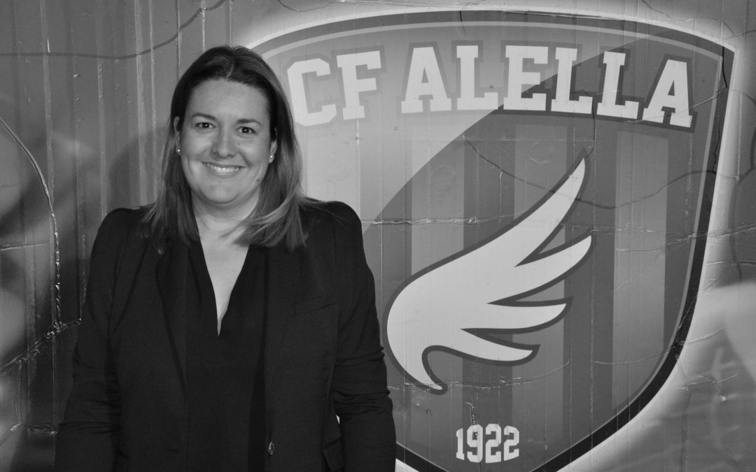 Cristina Cardiel, nova presidenta del CF Alella