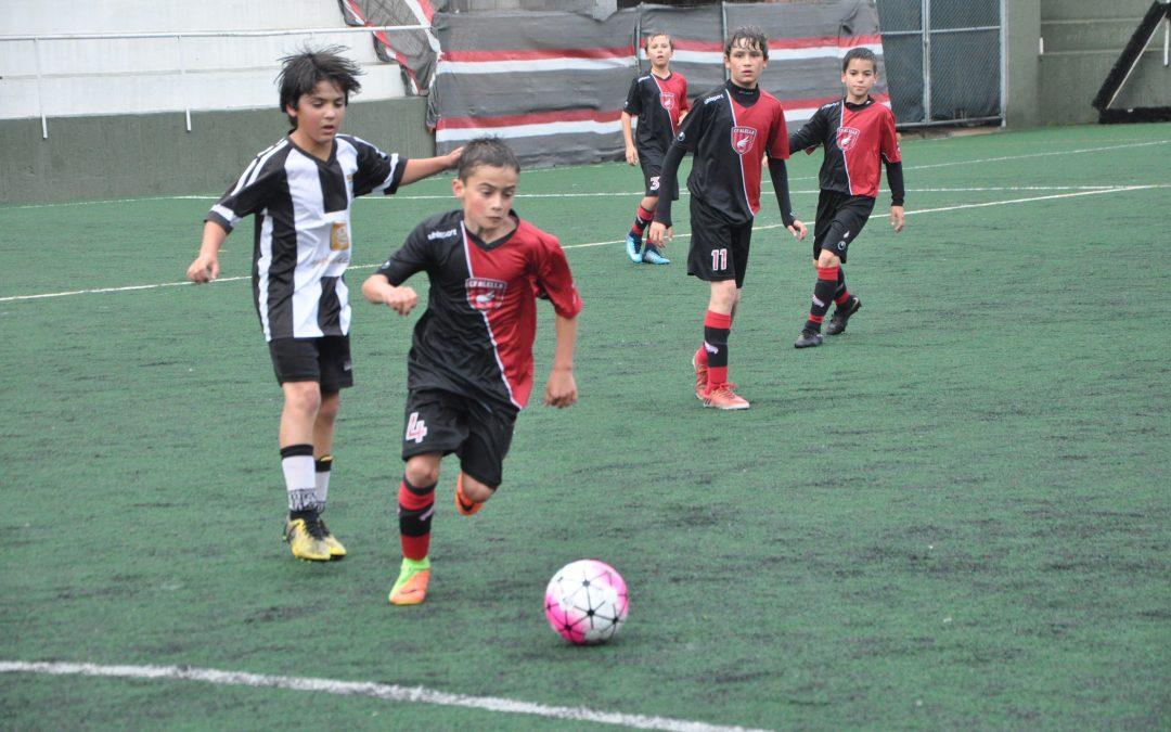 La victòria més èpica: l'Aleví 'B' acaricia el títol de lliga (2-1)