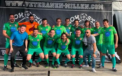 Match ball de play-off pels Veterans i partit de títol per l'Aleví 'C'