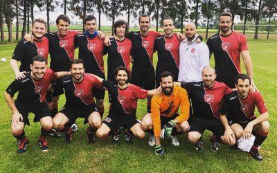 L'Alella guanya a Europa: bon debut dels Veterans a Bèlgica (3-2)