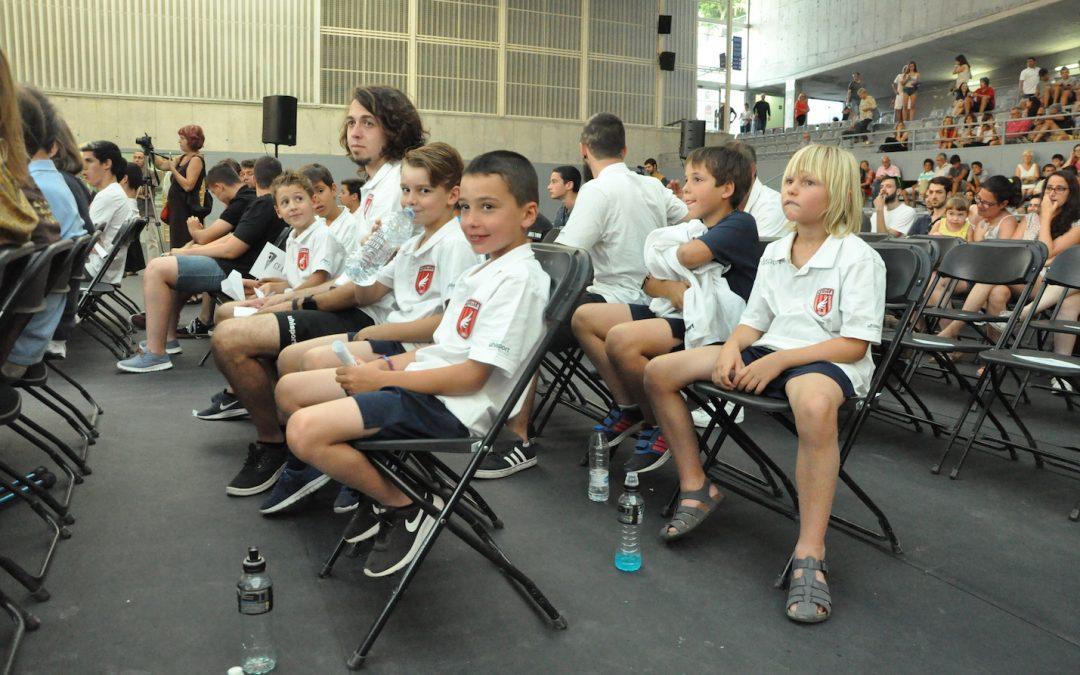 Vuit nominacions pel club als premis Alella Valora l'Esport