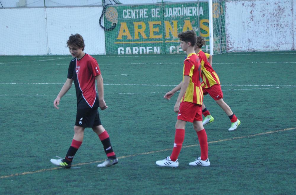 El Cadet té a cinc jugadors dins del top 10 de golejadors