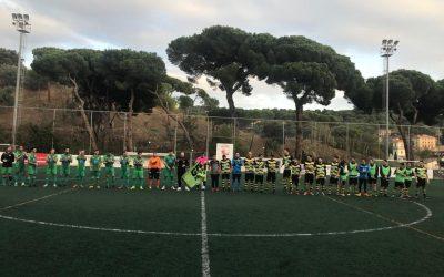 Triomf de caràcter del CF Alella en el derbi contra la Unió (0-1)