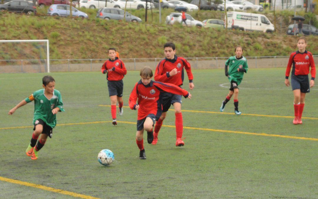 Remuntada de campió pel Cadet i rècord de gols per l'Infantil 'B'