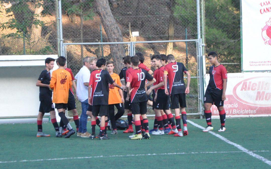 El Cadet i els Veterans es disputen el Zamora de club