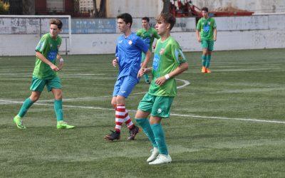 El Juvenil es juga el primer lloc contra el Vilassar de Dalt