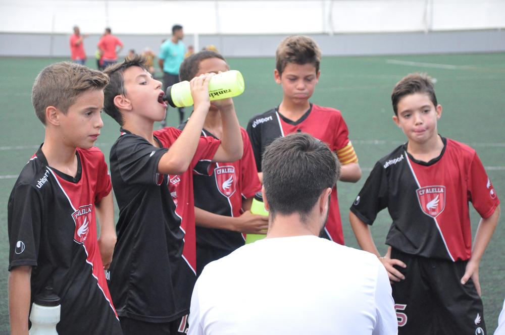Juvenil i Cadet recuperen gol; l'Aleví 'A' dóna un cop a la lliga