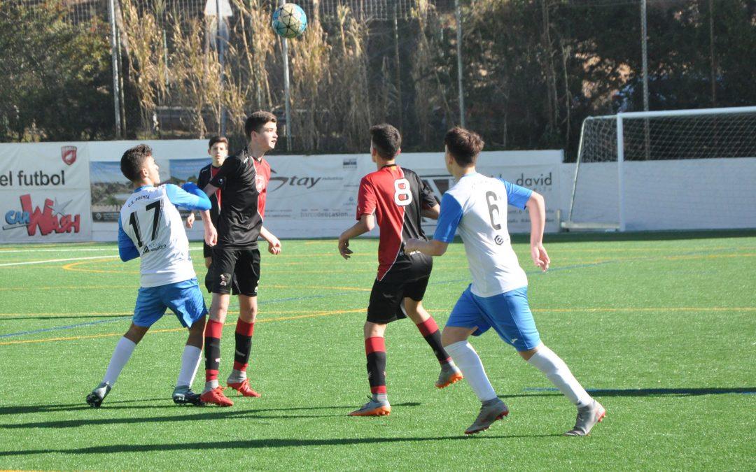Vilassar de Dalt-Cadet: el partit que decideix la lliga