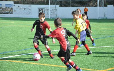 El gol del Benjamí 'A' té un nom: Pedro Olba!