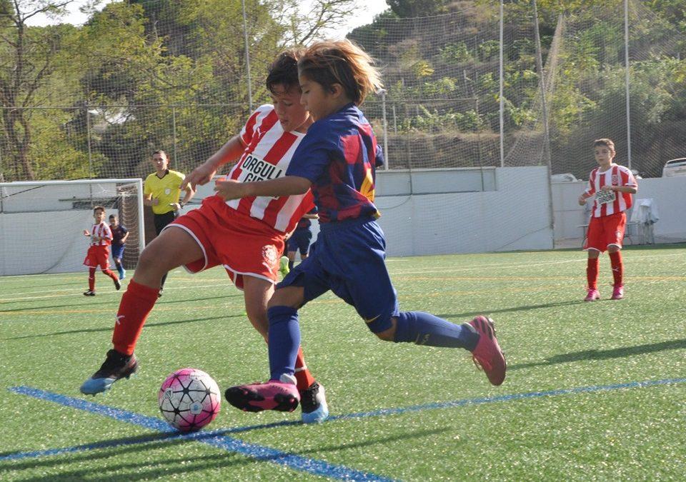 El Barça guanya l'Alella Cup davant d'un brillant Girona
