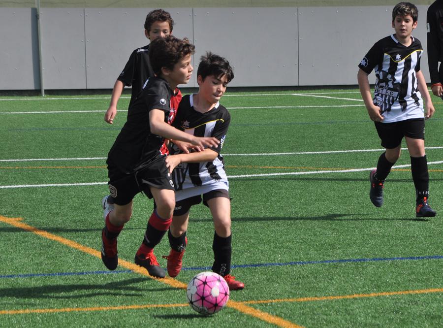 Imparables: Cadet 'A' i Aleví 'C' ja lideren el campionat