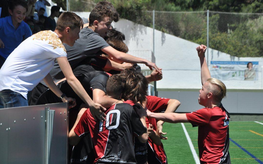 3 anys històrics: el club ha sumat 7 campions de lliga