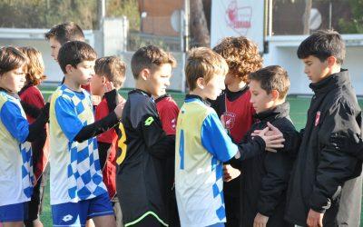 Sis equips del club s'emporten el premi 'Joc net'