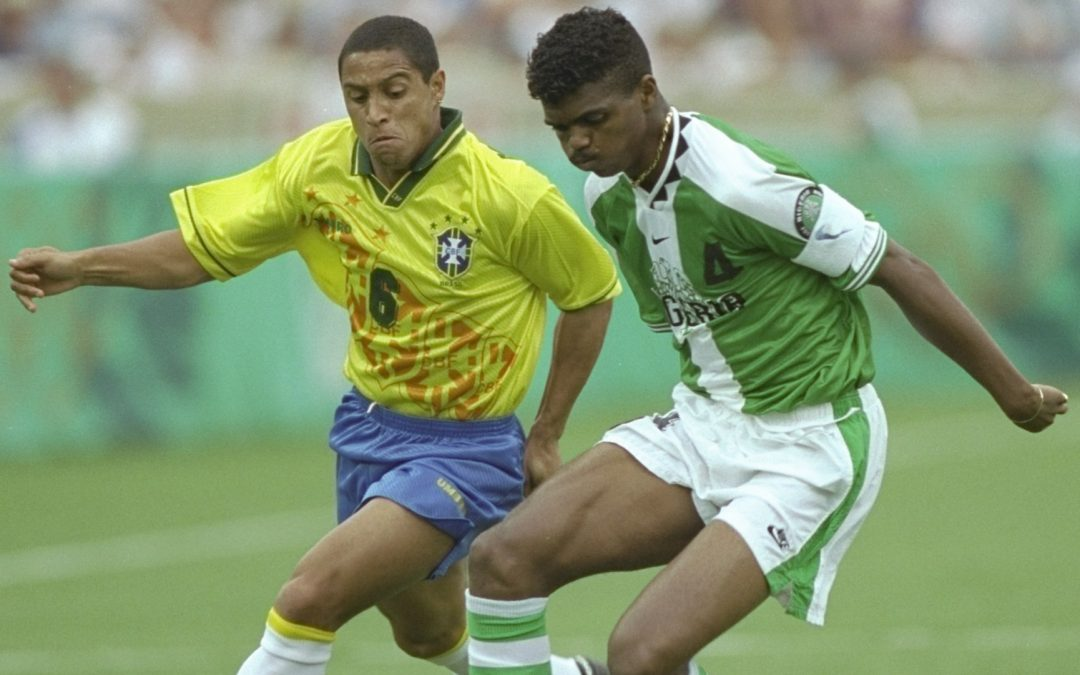 L'or de Nigèria, Wembley 92 i l'Argentina-Anglaterra més mític