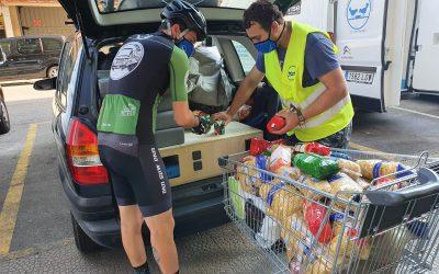 4.100 kg d'aliments solidaris: balanç del projecte apadrinat pel club
