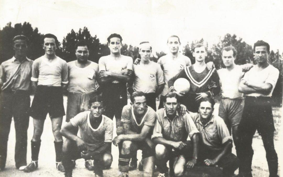 El futbol a Alella: any 99 d'història