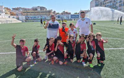 El Benjamí 'D' queda subcampió i l'Aleví 'E' guanya tots els partits de la temporada